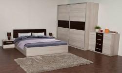 Dormitor Scarlet usi culisante