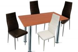 Masa Bucatarie + 4 scaune