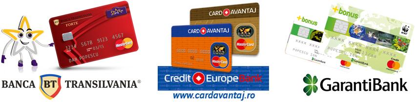 mobila in credit